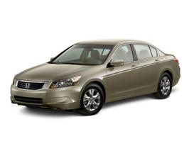 2010 Honda Accord LXP