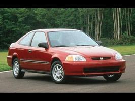 1998 Honda Civic HX
