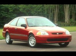 1997 Honda Civic HX