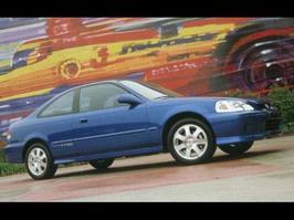 1999 Honda Civic HX