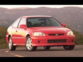 2000 Honda Civic HX