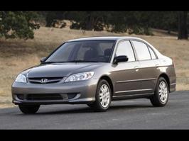 2005 Honda Civic DX