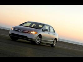 2007 Honda Civic GX