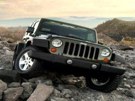2011 Jeep Wrangler 70th Anniversary