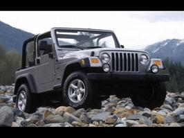 2002 Jeep Wrangler SE
