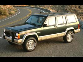 1994 Jeep Cherokee Country