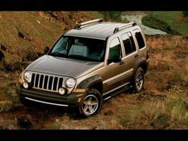2006 Jeep Liberty Renegade
