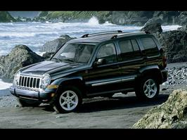 2006 Jeep Liberty Limited Edition