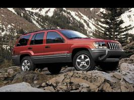 2004 Jeep Grand Cherokee Columbia