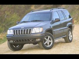 2002 Jeep Grand Cherokee Sport