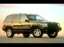 1998 Jeep Grand Cherokee Limited Edition