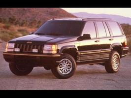 1993 Jeep Grand Cherokee Limited Edition
