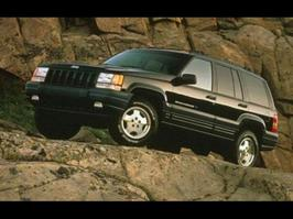 1997 Jeep Grand Cherokee Limited Edition