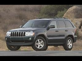2005 Jeep Grand Cherokee Limited Edition