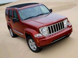 2011 Jeep Liberty Limited Edition