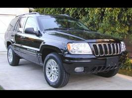 2003 Jeep Grand Cherokee Limited Edition