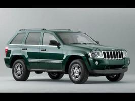 2006 Jeep Grand Cherokee Limited Edition