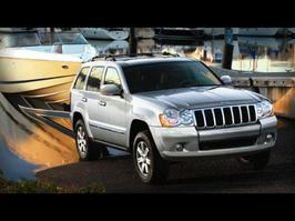 2008 Jeep Grand Cherokee Limited Edition