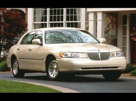 1998 Lincoln Town Car Executive