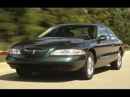 1998 Lincoln Mark Series LSC