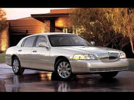 2006 Lincoln Town Car Designer