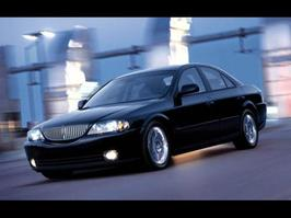 2005 Lincoln LS Appearance