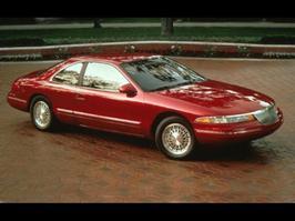 1993 Lincoln Mark Series VIII