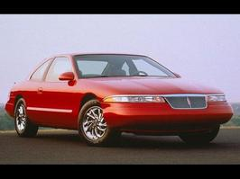 1995 Lincoln Mark Series VIII