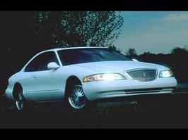 1997 Lincoln Mark Series LSC