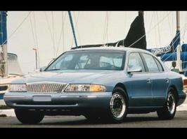 1995 Lincoln Continental Base