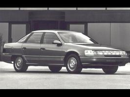 1990 Mercury Sable GS