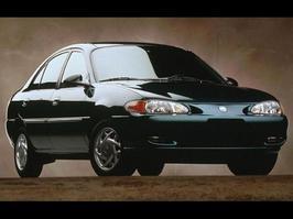 1998 Mercury Tracer LS