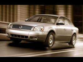 2005 Mercury Montego Luxury