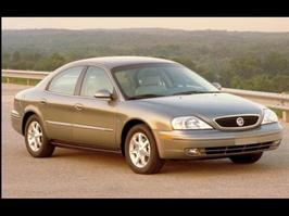 2003 Mercury Sable GS Plus