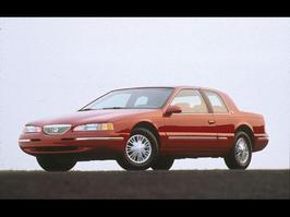 1996 Mercury Cougar XR7