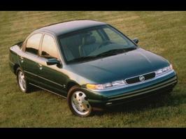 1996 Mercury Mystique GS