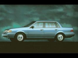 1994 Mercury Topaz GS