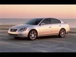 2003 Nissan Altima SL