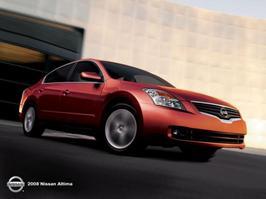 2008 Nissan Altima S