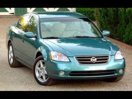 2002 Nissan Altima SE