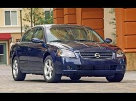 2006 Nissan Altima SE-R