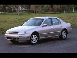 1995 Nissan Altima SE
