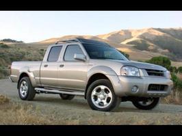 2002 Nissan Frontier SE