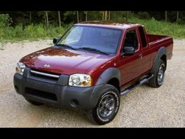 2001 Nissan Frontier Supercharged