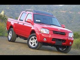 2003 Nissan Frontier SVE