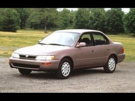 1995 Toyota Corolla DX