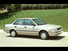 1992 Toyota Corolla Standard