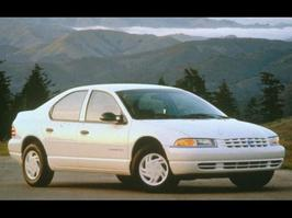 1998 Plymouth Breeze Base