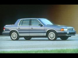 1991 Plymouth Acclaim LE