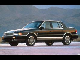 1990 Plymouth Acclaim LX